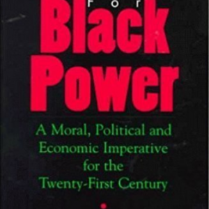 The Blue Print for Black Power The Key Bookstore