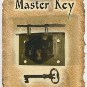 The Master Key The Key Bookstore