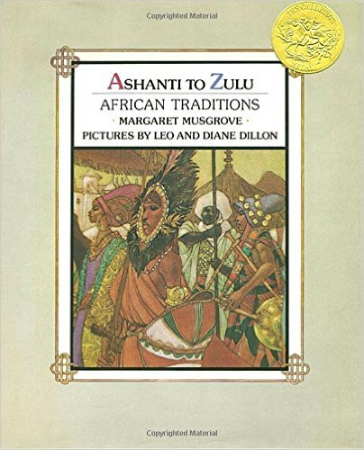 Ashanti to Zulu: African Traditions (Picture Puffin Books) The Key Bookstore