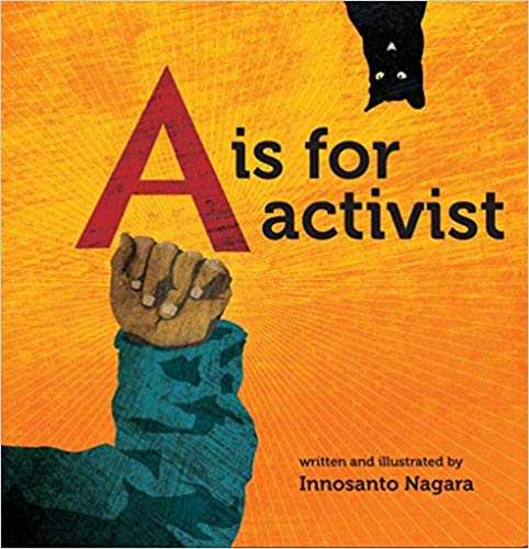 A is for Activist The Key Bookstore