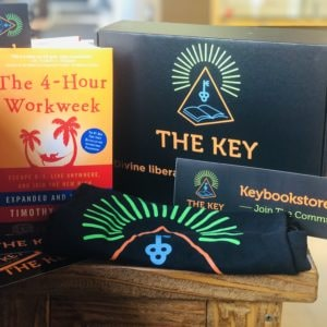 Official Key Bookstore Welcome Box! The Key Bookstore