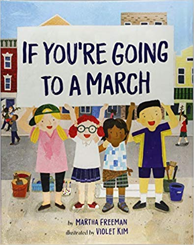 If you're Going to a March The Key Bookstore
