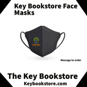 Key Bookstore Face Mask The Key Bookstore
