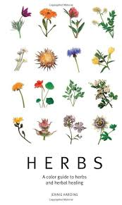 Herbs: A Color Guide to Herbs and Herbal Healing The Key Bookstore