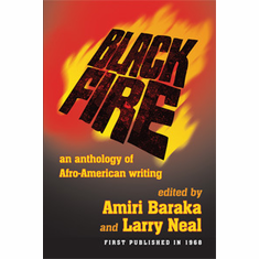 Black Fire: An Anthology of Afro American Writing - Amiri Baraka and Larry Neal The Key Bookstore