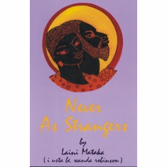 Never As Strangers - Laini Mataka The Key Bookstore