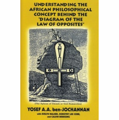 "Understanding the African Philosophical Concept Behind The ""Diagram of the Law of Opposites"" - Yosef ben-Jochannan The Key Bookstore"