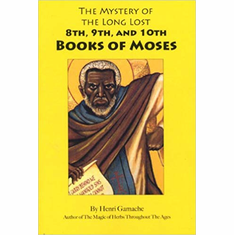 the mystery of the 8th,9th and 10th books of moses The Key Bookstore