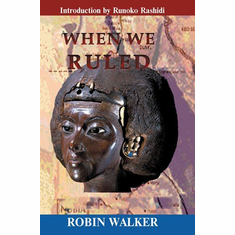 When We Ruled - Robin Walker The Key Bookstore