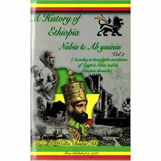 A History of Ethiopia Nubia & Abyssinia Vol.2 The Key Bookstore