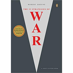 The 33 Strategies of War The Key Bookstore