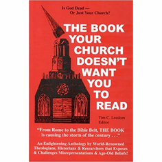 The Book Your Church Doesn't Want You To Read The Key Bookstore