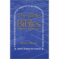 The Bible of Bibles The Key Bookstore