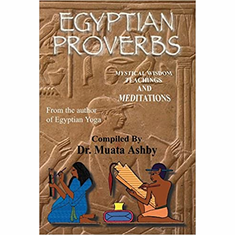 Egyptian Proverbs (Tem T Tchaas) The Key Bookstore