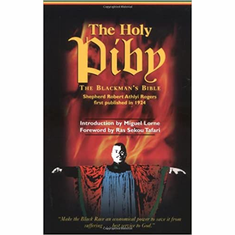 The Holy Piby The Key Bookstore