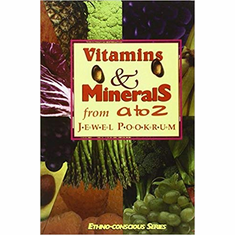 Vitamins & Minerals from A to Z The Key Bookstore
