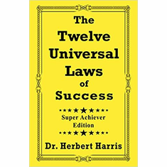 The Twelve Universal Laws of Success The Key Bookstore