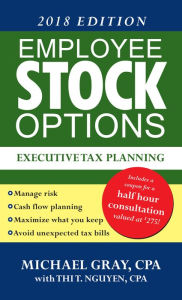 Employee Stock Options Executive Tax Planning The Key Bookstore