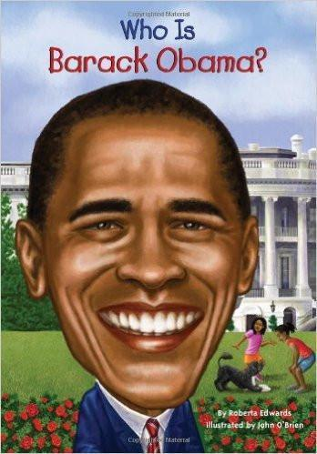 Who Is Barack Obama? (Who Was...?) The Key Bookstore