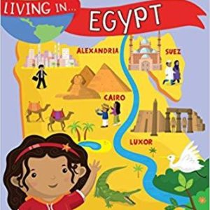 Ready To Read: Living In Egypt  (Level 2) The Key Bookstore