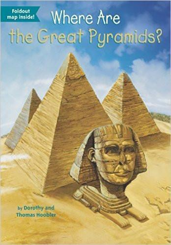 Where Are the Great Pyramids? The Key Bookstore