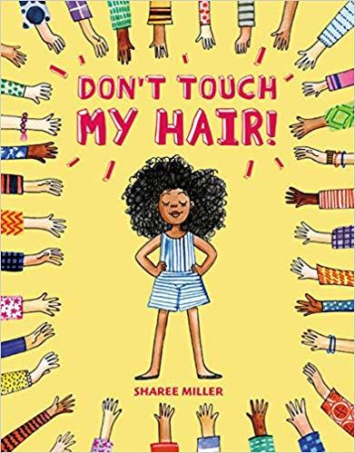 Don't Touch My Hair! The Key Bookstore