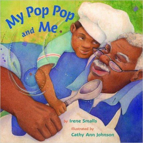 My Pop Pop and Me and A Recipe The Key Bookstore