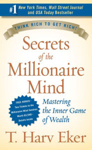 Secrets of the Millionaire Mind The Key Bookstore
