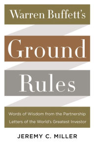 Warren Buffett's Ground Rules: The Key Bookstore
