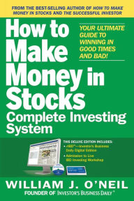 How to Make Money in Stocks The Key Bookstore