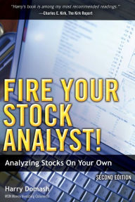 Fire Your Stock Analyst!: The Key Bookstore