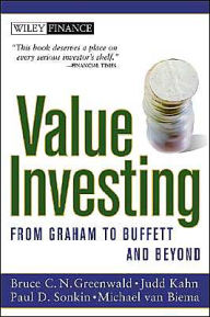 Value Investing: From Graham The Key Bookstore