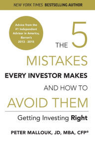 The 5 Mistakes Every Investor The Key Bookstore