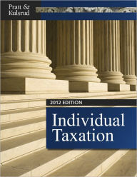Individual Taxation 2012 (with CPA Excel Printed Access Card) / Edition 6 The Key Bookstore