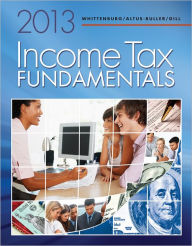 Income Tax Fundamentals 2013 (with H&R BLOCK At Home Tax Preparation Software CD-ROM) / Edition 31 The Key Bookstore