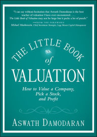 The Little Book of Valuation: The Key Bookstore