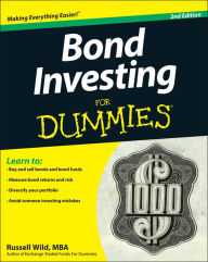 Bond Investing For Dumm The Key Bookstore