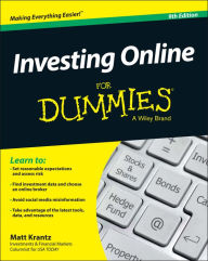 Investing Online For Dumm The Key Bookstore