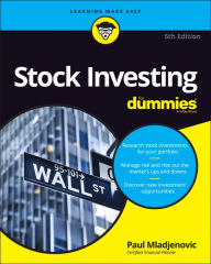 Stock Investing For Dumm The Key Bookstore