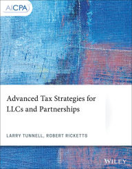 Advanced Tax Strategies for LLCs and Partnerships The Key Bookstore