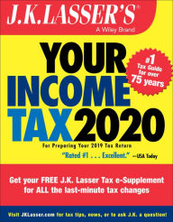 J.K. Lasser's Your Income Tax 2020: For Preparing Your 2019 Tax Return The Key Bookstore
