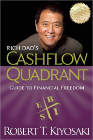 Rich Dad's CASHFLOW Quadrant: Rich Dad's Guide to Financial Freedom The Key Bookstore
