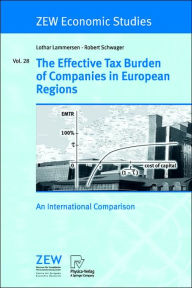 The Effective Tax Burden of Companies in European Regions: An International Comparison The Key Bookstore