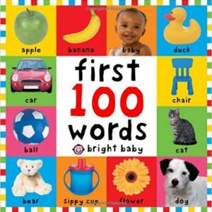 First 100 Words (Bright Baby) The Key Bookstore