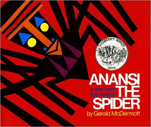 Anansi the Spider: A Tale from the Ashanti The Key Bookstore