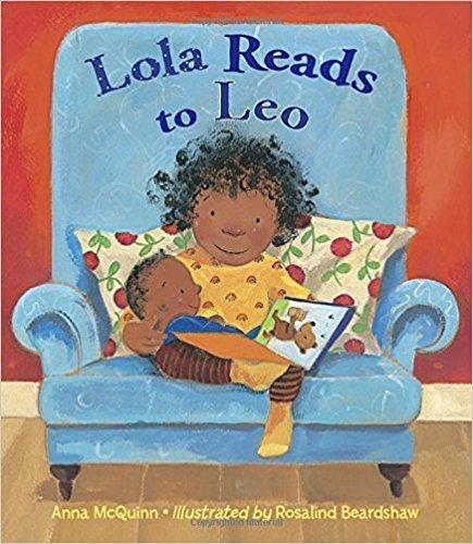 Lola Reads to Leo The Key Bookstore