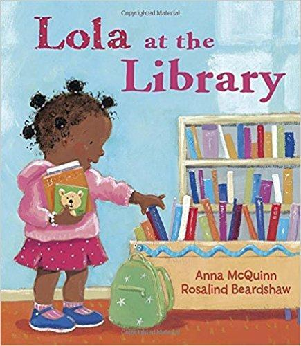 Lola at the Library The Key Bookstore