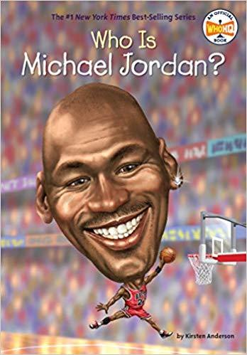 Who Is Michael Jordan? (Who Was?) The Key Bookstore