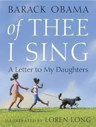 Of Thee I Sing: A Letter to My Daughters The Key Bookstore