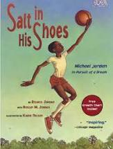 Salt In His Shoes The Key Bookstore